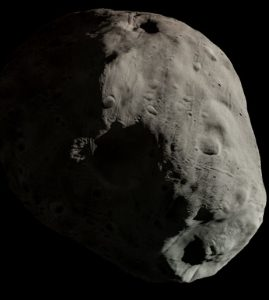 Phobos and Deimos: a bridge between scientific investigations and human exploration at NASA Forum
