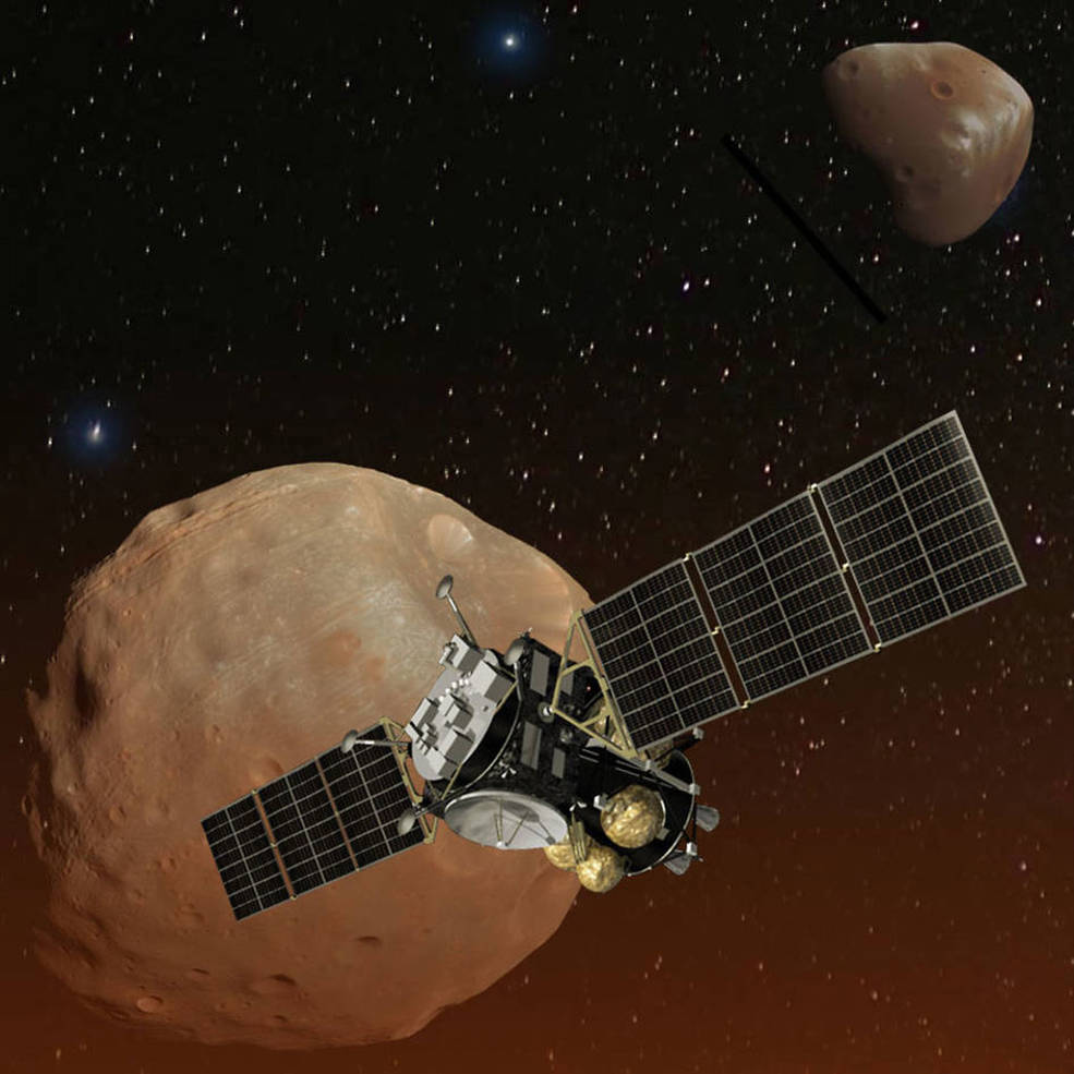 A unique sample: how rocks from Phobos may reveal much about Mars.